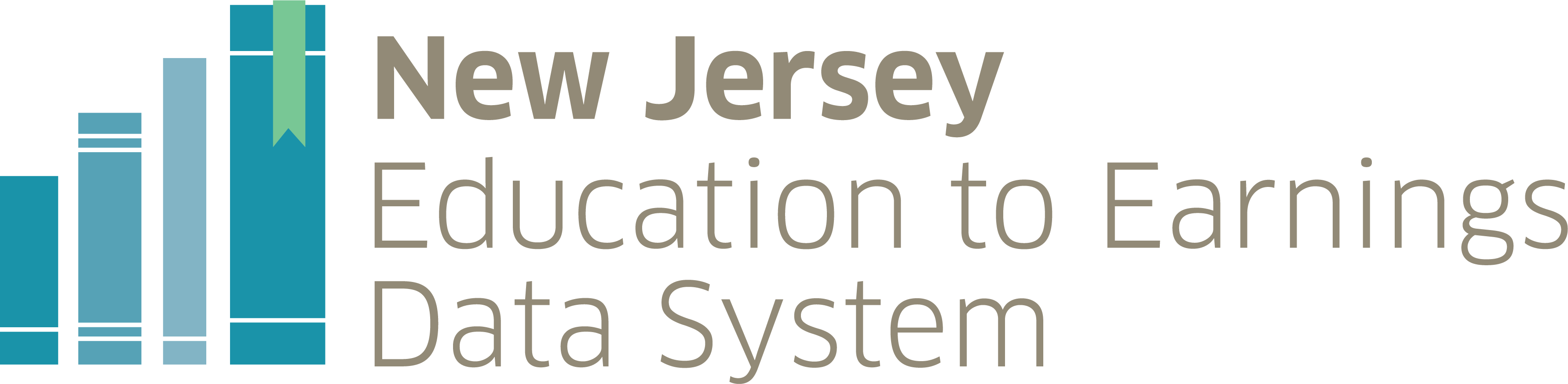 New Jersey's Education to Earnings Data System